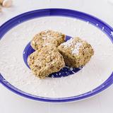 Pistachio oat squares