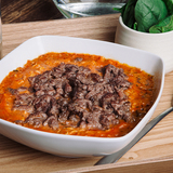 Beef in a bowl