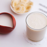 Banana milk & yogurt